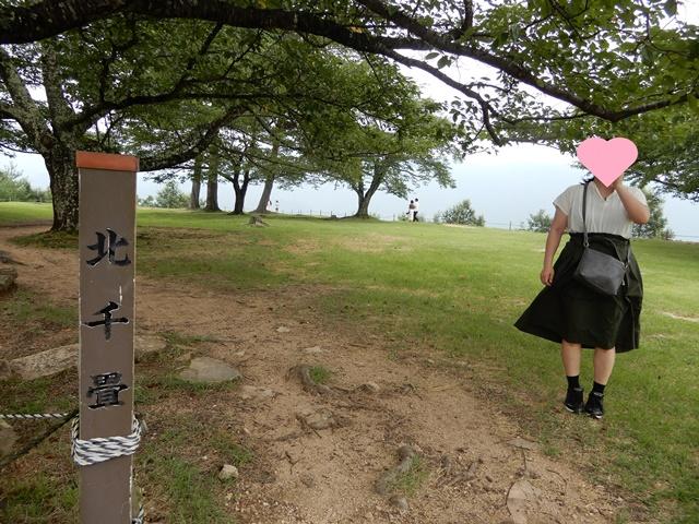 竹田城跡(北千畳)