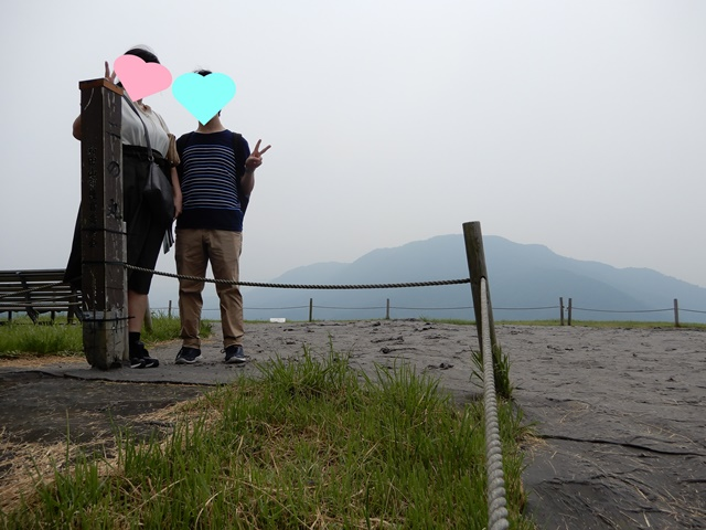 竹田城跡(二の丸)