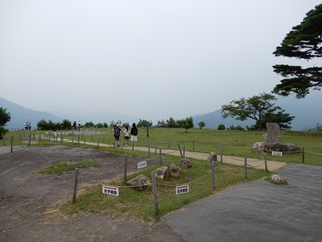 竹田城跡(南千畳)