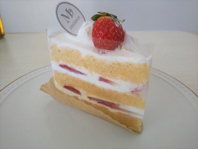パティスリーM ショートケーキ