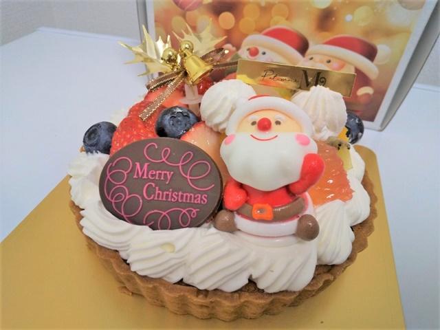 パティスリーM クリスマスケーキ