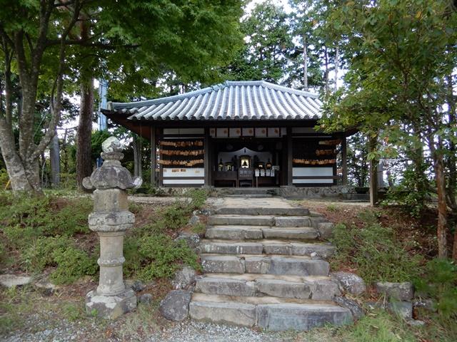 温泉寺 奥の院