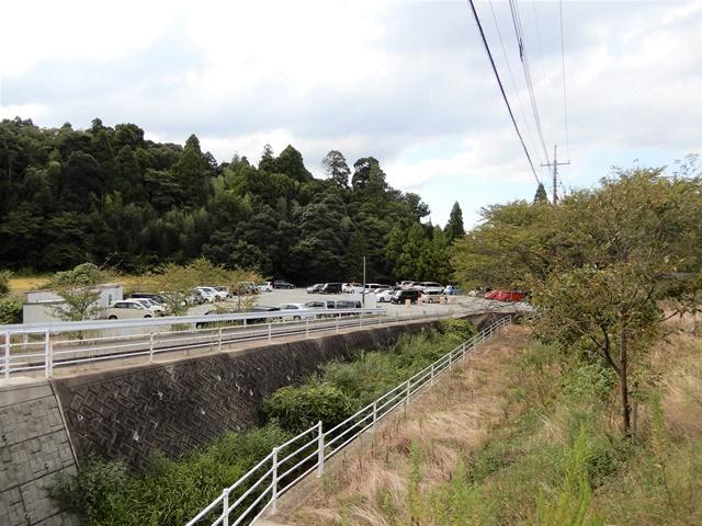 八重垣神社 駐車場