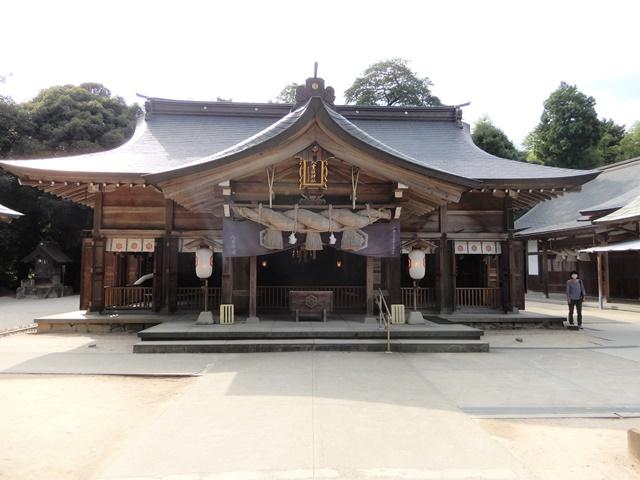 八重垣神社 本殿