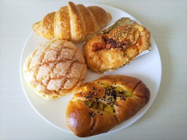 ホリオ(姫路市飾磨)のパン