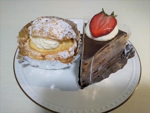 ホリオ(姫路市飾磨)のケーキ