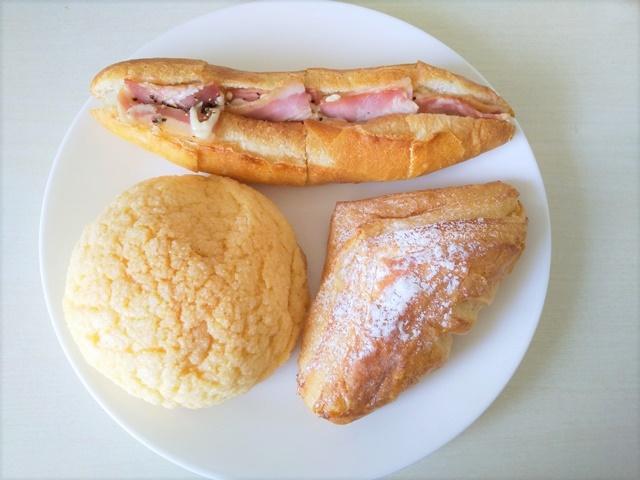 パン工房ルブレのパン