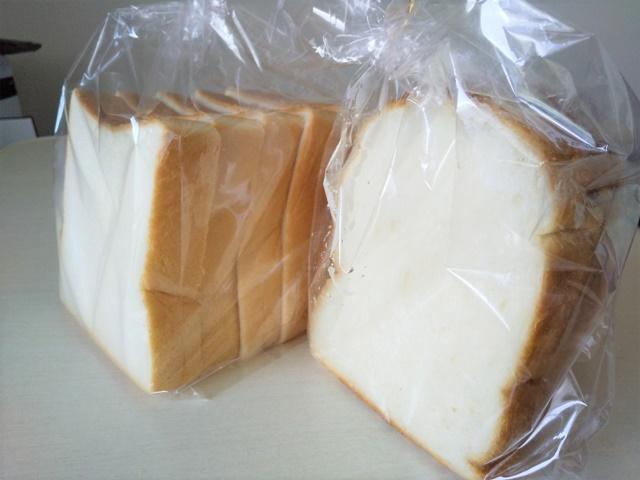 パン工房ルブレの食パン