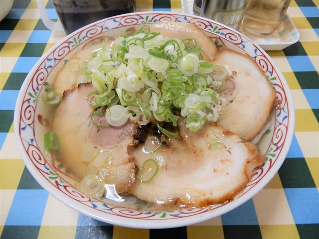 ラーメン長さん 自家製チャーシュー麺