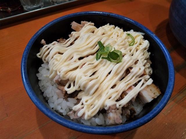 塩元帥 チャーマヨ丼