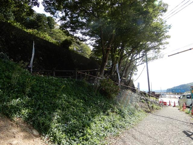 玄武洞公園 入り口