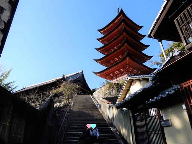 豊国神社(千畳閣)五重塔
