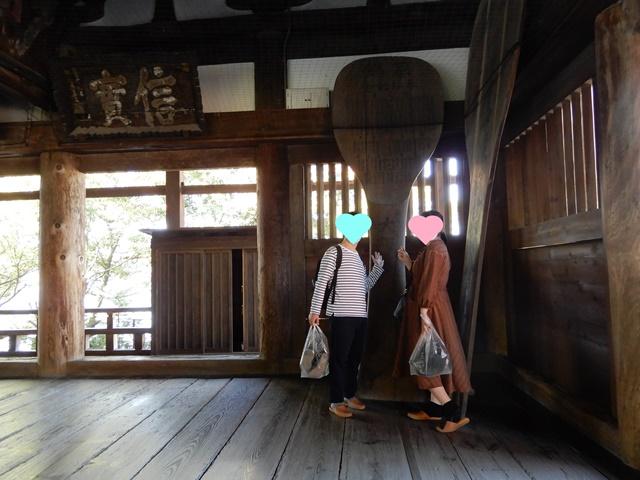 豊国神社(千畳閣)しゃもじ