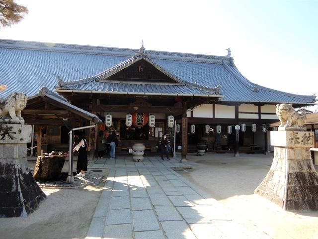 大願寺 本堂