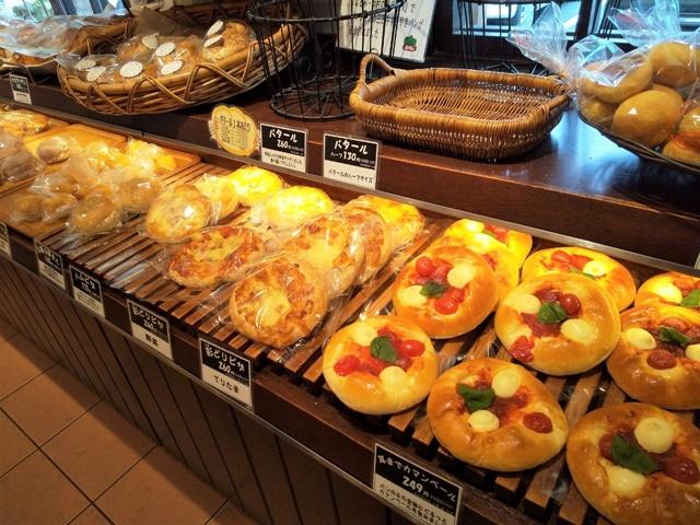パンプキン(三田市)の総菜パン