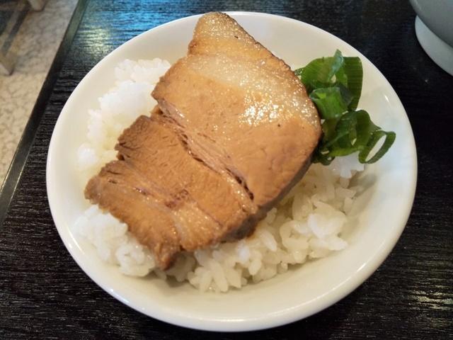 麺昌まさ チャーシュー丼