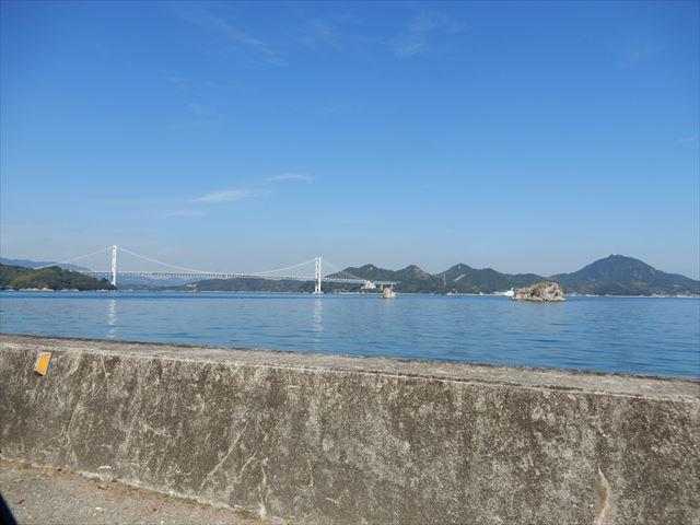 しまなみ海道 因島大橋