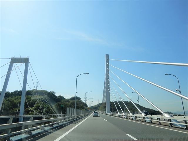 しまなみ海道 新尾道大橋
