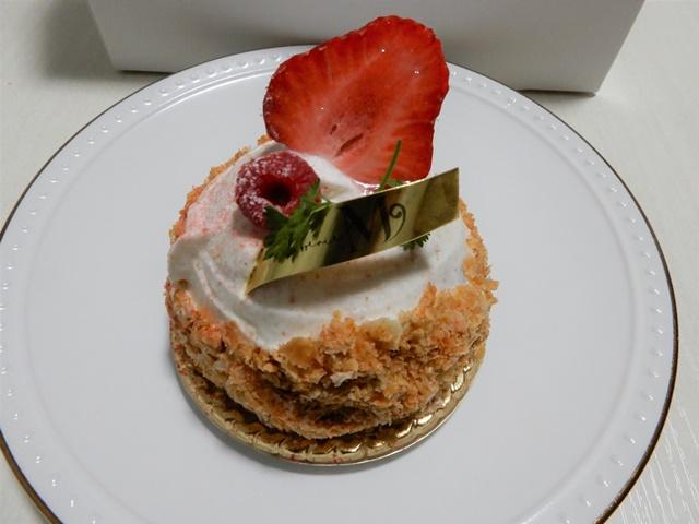 パティスリーMのケーキ