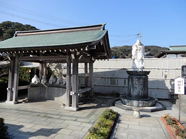 八浄寺(淡路島)弁財天