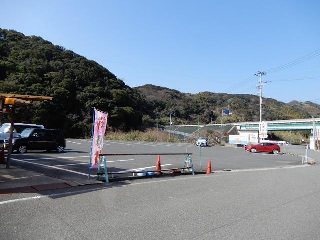 八浄寺(淡路島)駐車場