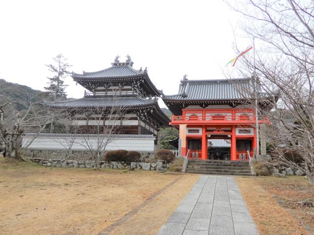 賀集山 護国寺(淡路島)