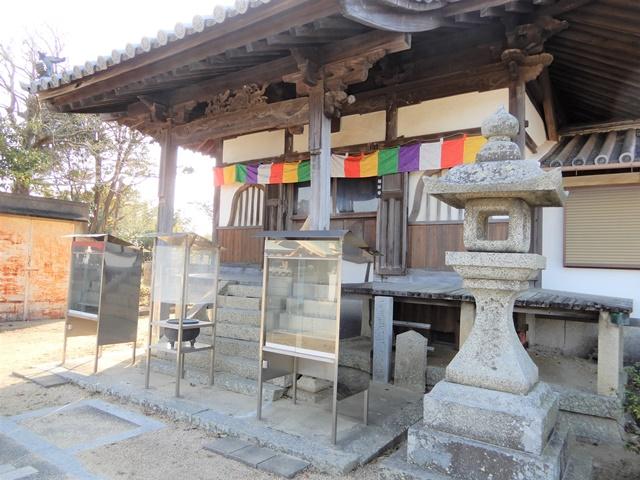 長林寺の観音堂