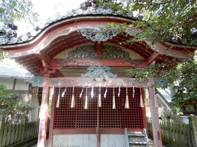 岩倉稲荷社