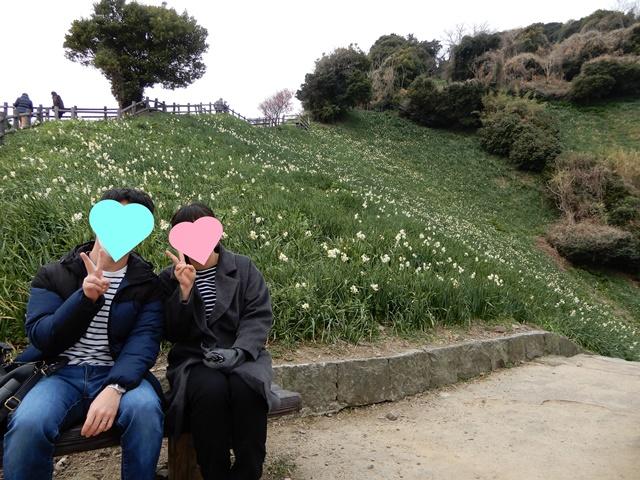 淡路島灘黒岩水仙郷