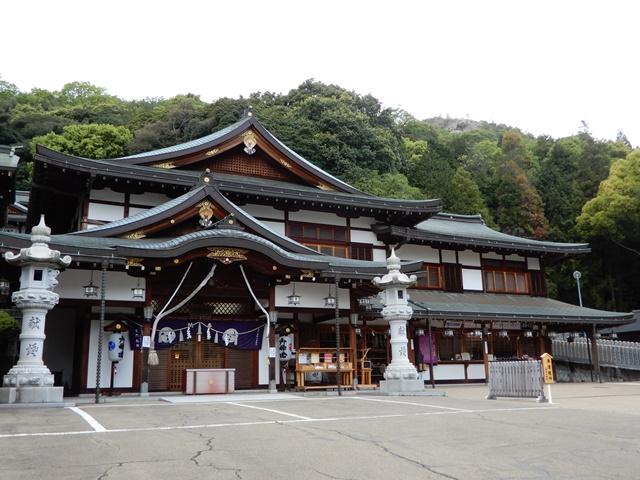鹿嶋神社 祈祷殿