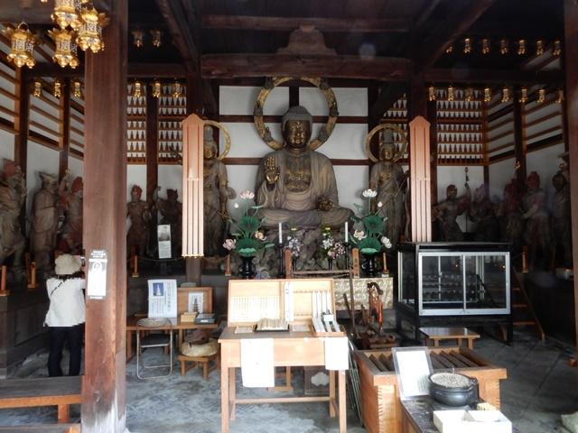 鶴林寺 新薬師堂