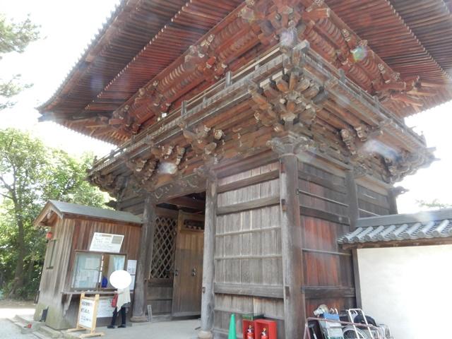 鶴林寺 受付