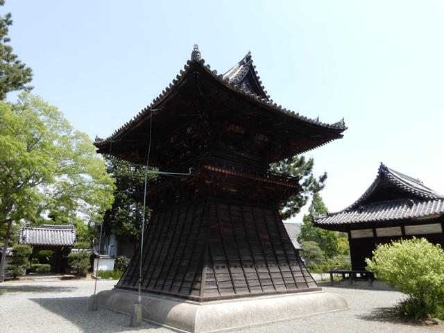 鶴林寺 鐘楼