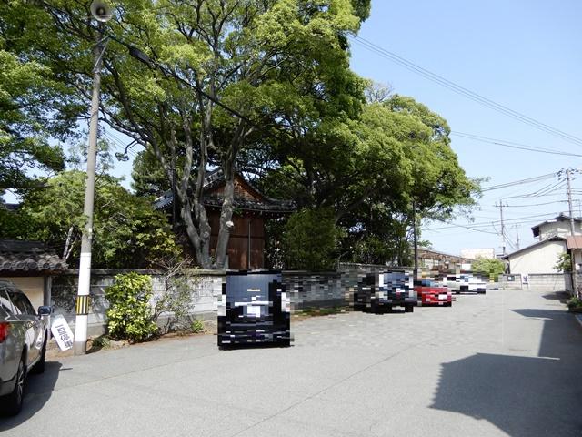高砂神社 駐車場