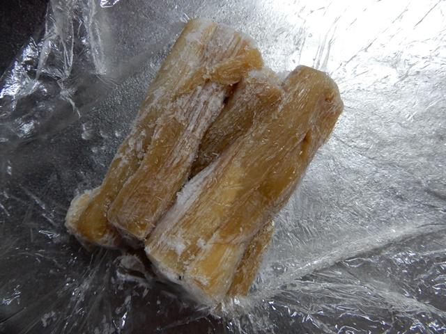 メンマ 冷凍保存