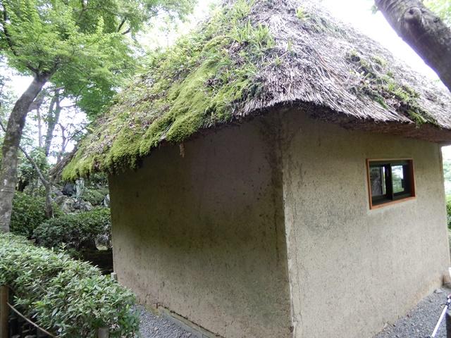 鈴虫寺 鈴虫小屋