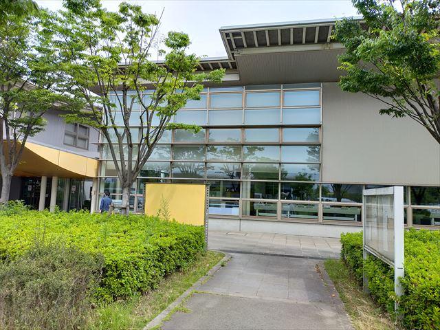 車検証 姫路自動車検査登録事務所 外観