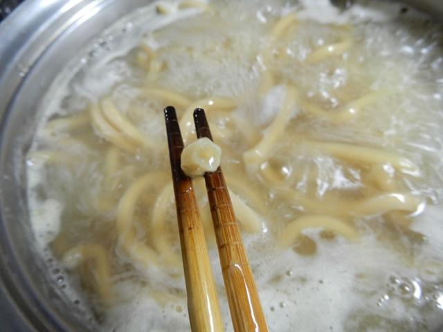 麺屋極鶏 つけ麺 つくり方