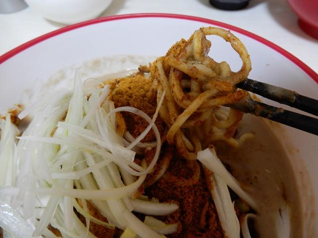 黄だくラーメン(超濃厚カレー)