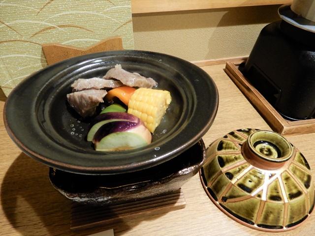 御宿 敷島館 夕食
